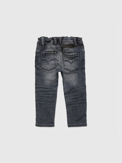 Diesel - SLEENKER-B JOGGJEANS-N, Bleu Foncé - Jeans - Image 2