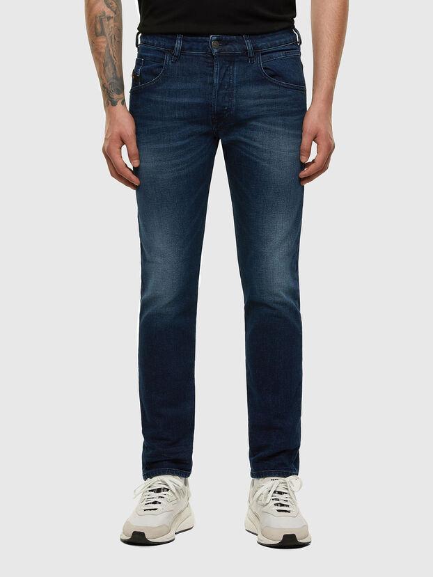 D-Bazer 009ER, Dunkelblau - Jeans