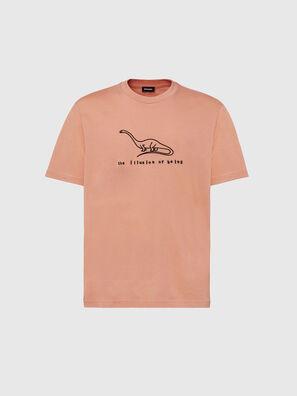 T-JUST-X61, Rosa - T-Shirts
