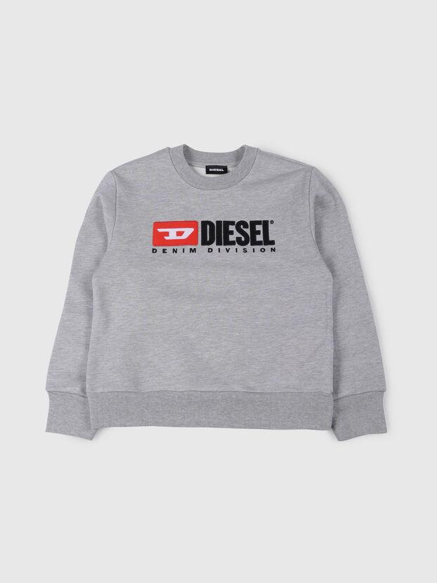 SCREWDIVISION OVER, Grau - Sweatshirts