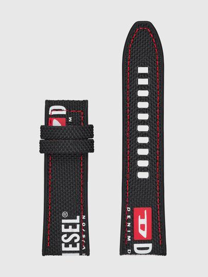 Diesel - DT0012, Schwarz - Smartwatches Accessoires - Image 1