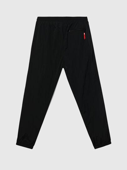 Diesel - UMLB-DARLEY, Noir/Rouge - Pantalons - Image 2