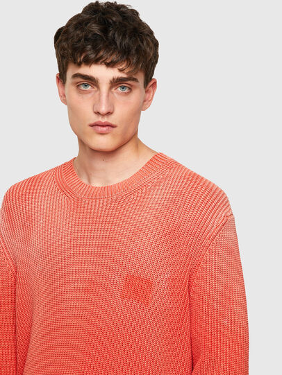 Diesel - K-KENTUCKY, Orange - Strickwaren - Image 3