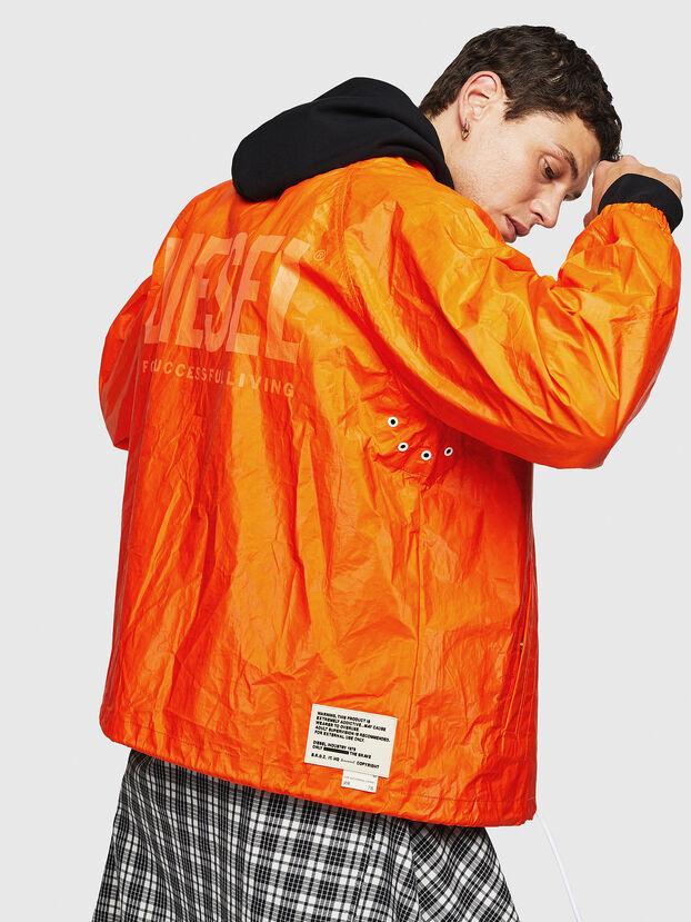 J-AKINATOR-TVK, Orange - Jacken