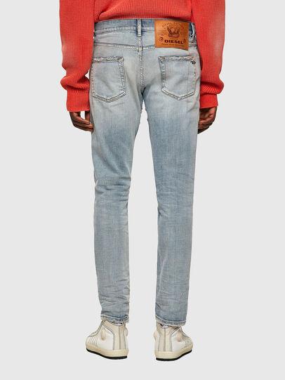 Diesel - D-Strukt 09A04, Bleu Clair - Jeans - Image 2