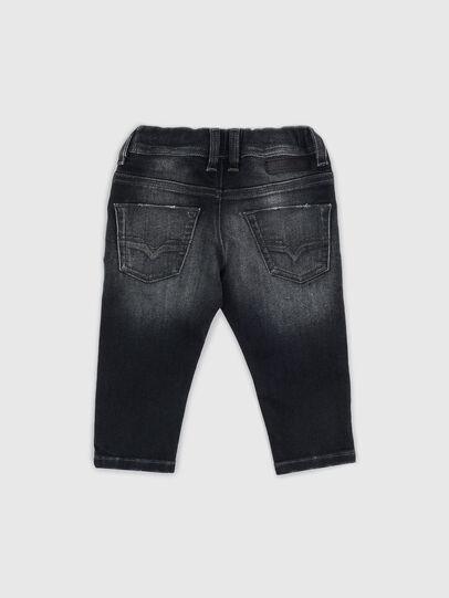 Diesel - KROOLEY-JOGGJEANS-B-N, Noir - Jeans - Image 2