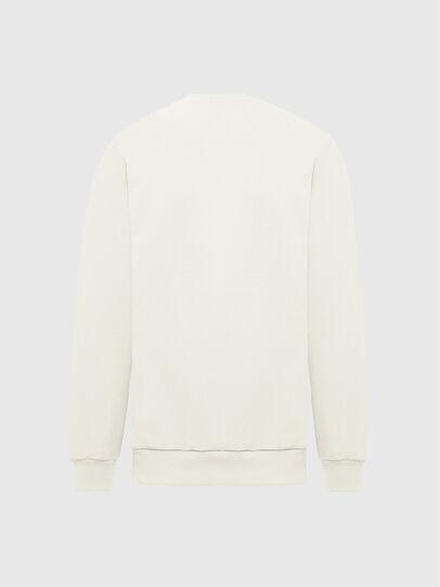 Diesel - S-GIRK-MOHI, Blanc - Pull Cotton - Image 2
