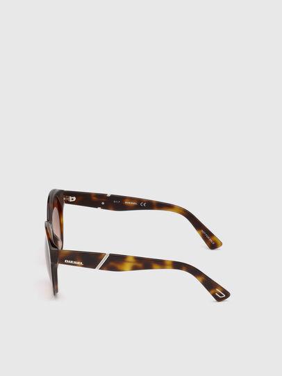 Diesel - DL0252, Braun - Sonnenbrille - Image 3
