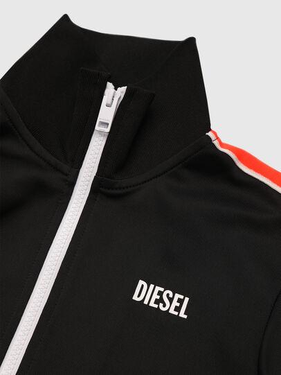 Diesel - SCORTESS, Nero/Rosso - Felpe - Image 3