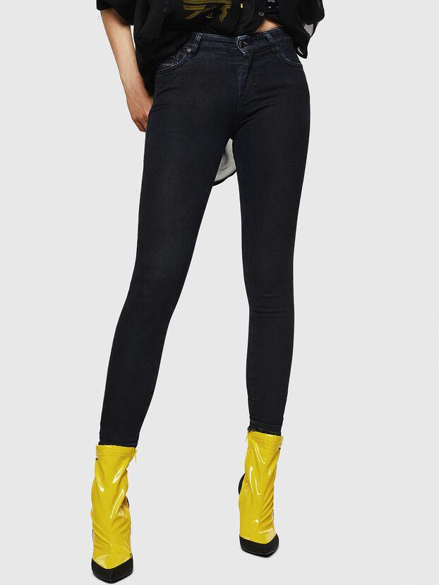 Slandy 084AV, Dunkelblau - Jeans