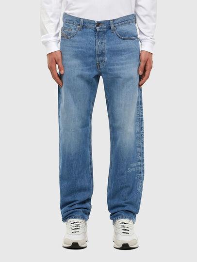 Diesel - D-Macs 009HW, Mittelblau - Jeans - Image 1
