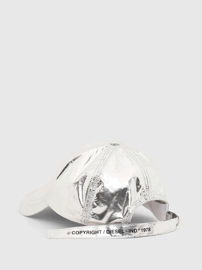Diesel - CIBRAME, Silber - Hüte - Image 2