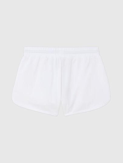 Diesel - UFLB-SHORTER, Blanc - Pantalons - Image 2