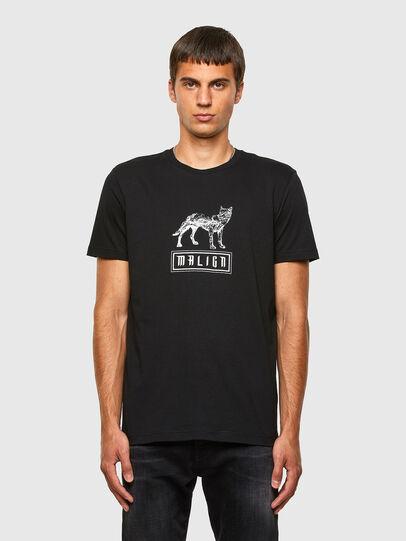 Diesel - T-DIEGOS-N20, Schwarz - T-Shirts - Image 1