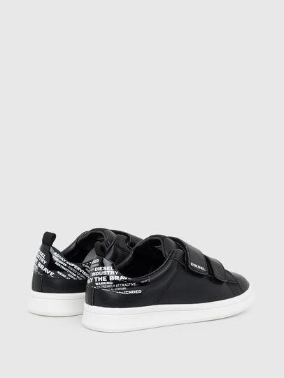 Diesel - S-SNEAKER LSS CH, Noir - Footwear - Image 3