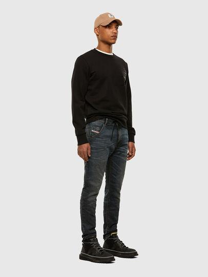 Diesel - KROOLEY JoggJeans® 069NS, Dunkelblau - Jeans - Image 6