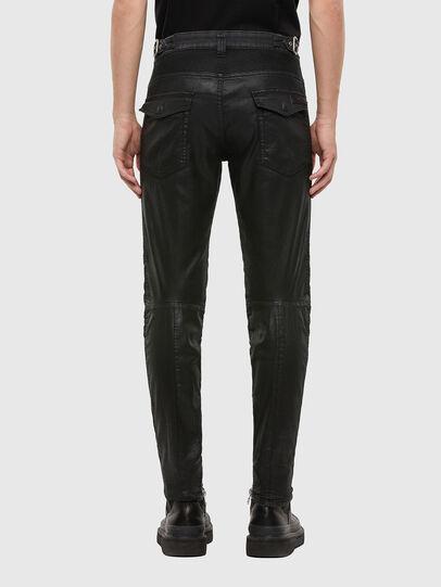 Diesel - D-Derrot JoggJeans® 069QY, Schwarz/Dunkelgrau - Jeans - Image 2