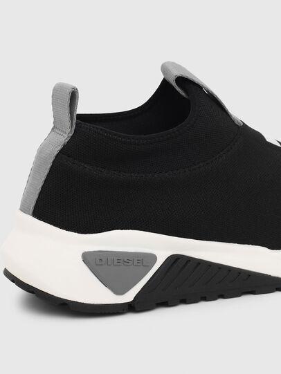 Diesel - S-KB SL II, Schwarz/Grau - Sneakers - Image 4