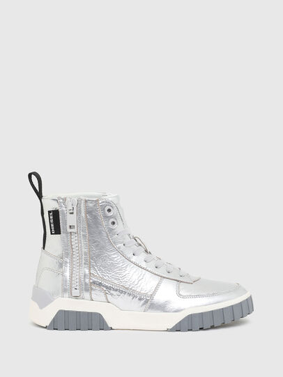 Diesel - S-RUA MC W, Silber - Sneakers - Image 1