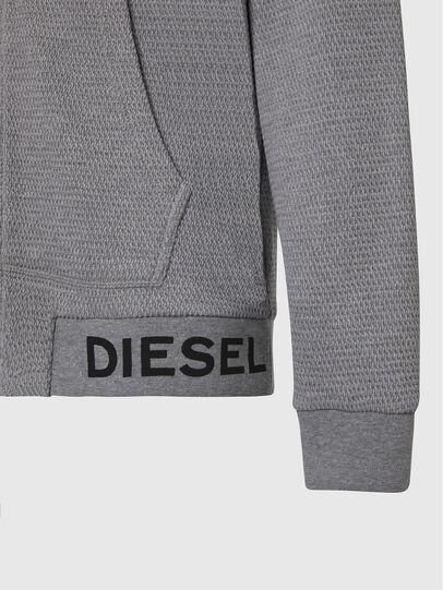 Diesel - S-ELECTRUM, Light Grey - Sweaters - Image 3