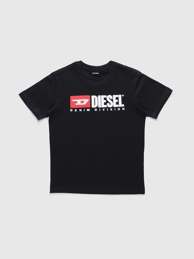 TJUSTDIVISION, Schwarz - T-Shirts und Tops