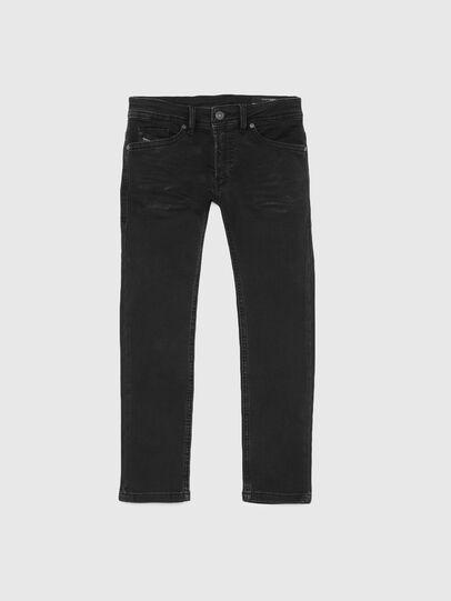 Diesel - THOMMER-J JOGGJEANS, Schwarz - Jeans - Image 1
