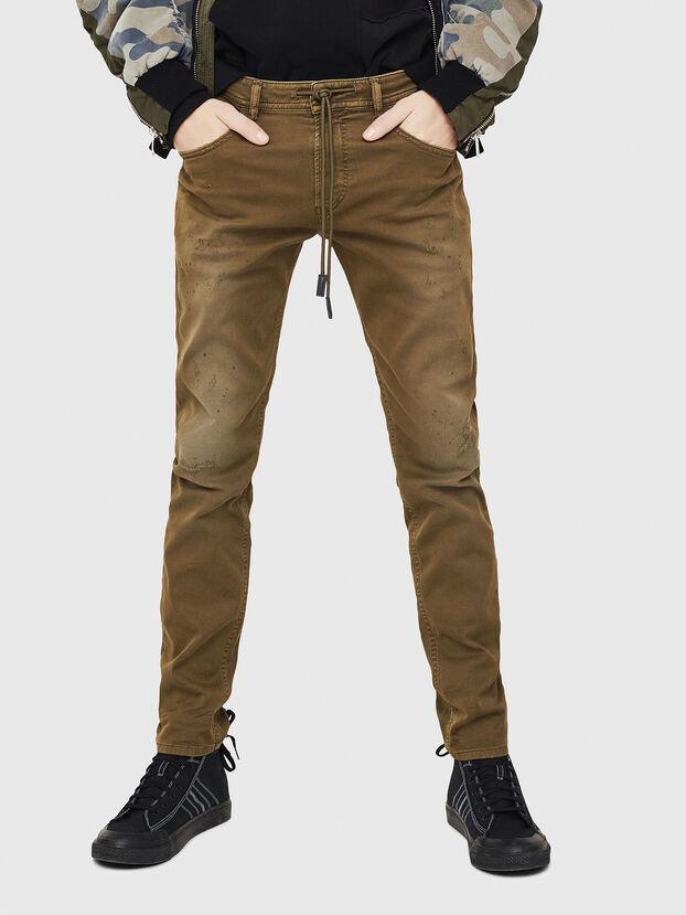 Thommer JoggJeans 069FH, Armeegrün - Jeans