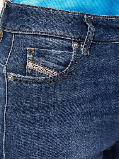 Diesel - D-Jevel 009JK, Mittelblau - Jeans - Image 3