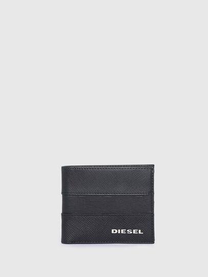 Diesel - HIRESH S, Blu Scuro - Portafogli Piccoli - Image 1