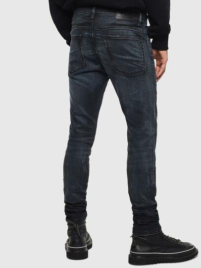 Diesel - D-Reeft JoggJeans 069MD, Dunkelblau - Jeans - Image 2