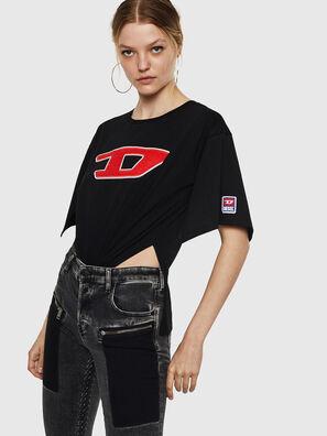 T-JACKY-I, Schwarz - T-Shirts