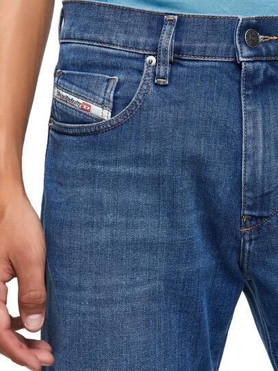 Diesel - D-Strukt 09A80, Blu medio - Jeans - Image 3