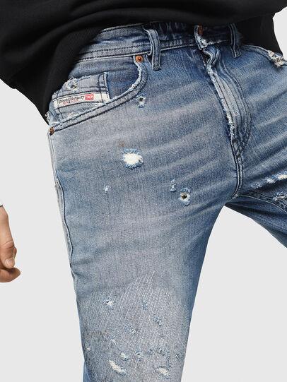 Diesel - Thommer 084AL, Hellblau - Jeans - Image 4