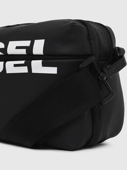 Diesel - FARAH, Schwarz - Schultertaschen - Image 4