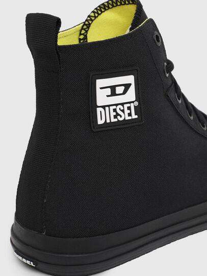 Diesel - S-ASTICO MID CUT, Noir - Baskets - Image 4
