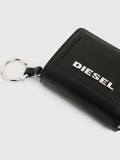 Diesel - OFRIDE, Schwarz - Kleine Portemonnaies - Image 5