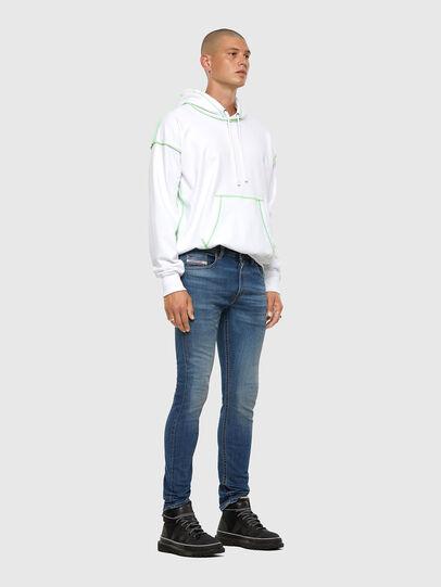 Diesel - Thommer 009DB, Mittelblau - Jeans - Image 5