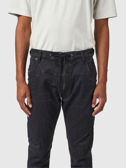 Diesel - Krooley JoggJeans® 069WB, Noir/Gris foncé - Jeans - Image 3