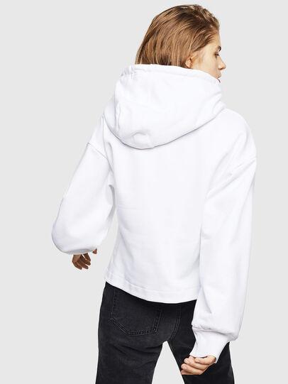 Diesel - F-DINIE-B, Weiß - Sweatshirts - Image 2
