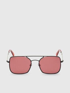 DL0302, Rosa/Schwarz - Sonnenbrille