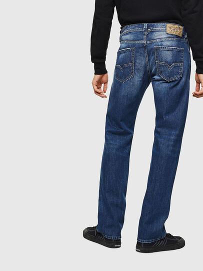 Diesel - Larkee 008XR, Dunkelblau - Jeans - Image 2