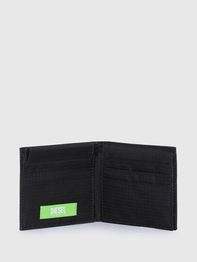 Diesel - HIRESH S SP, Black - Small Wallets - Image 3