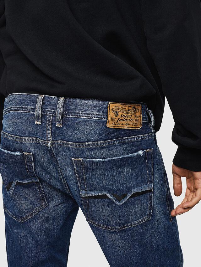 Diesel - Zatiny 008XR, Mittelblau - Jeans - Image 4