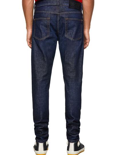 Diesel - D-Strukt 09A12, Blu Scuro - Jeans - Image 2