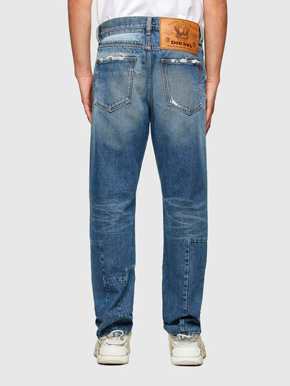 Diesel - D-Macs 009PI, Blu medio - Jeans - Image 2