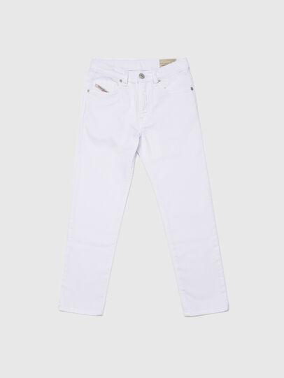 Diesel - MHARKY-J JOGGJEANS, Weiß - Jeans - Image 1