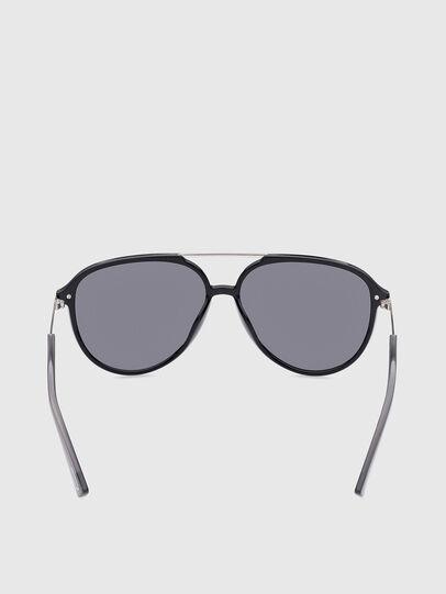Diesel - DL0352, Black - Sunglasses - Image 4