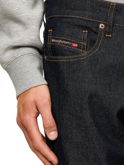 Diesel - D-Strukt 009HF, Blu Scuro - Jeans - Image 3
