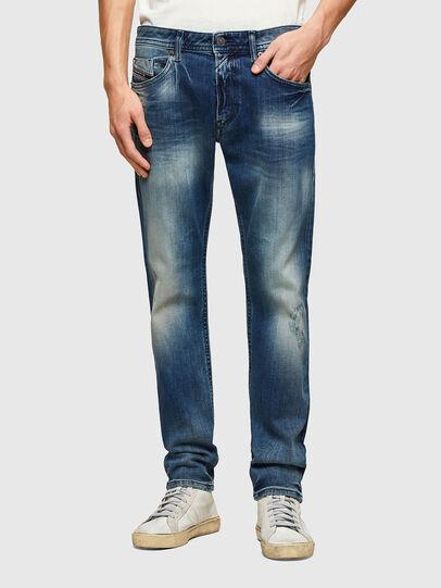 Diesel - Thommer 009RS, Blu Scuro - Jeans - Image 1