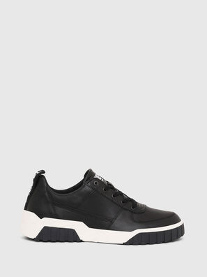 S-RUA LOW, Schwarz - Sneakers